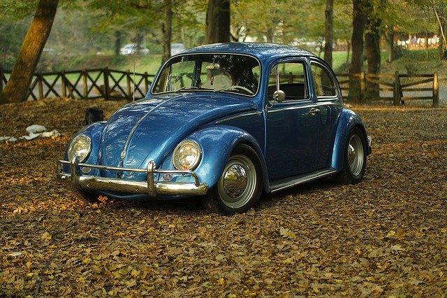 Alter VW Käfer