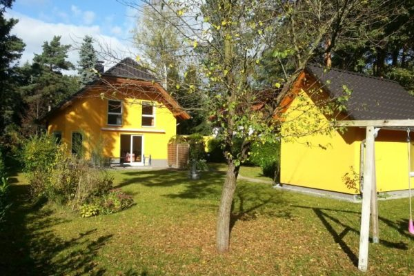 Haus mit Garten als Altersvorsorge?