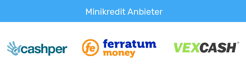 Minikredit Anbieter mit Sofortauszahlung: Darauf sollten Sie unbedingt achten