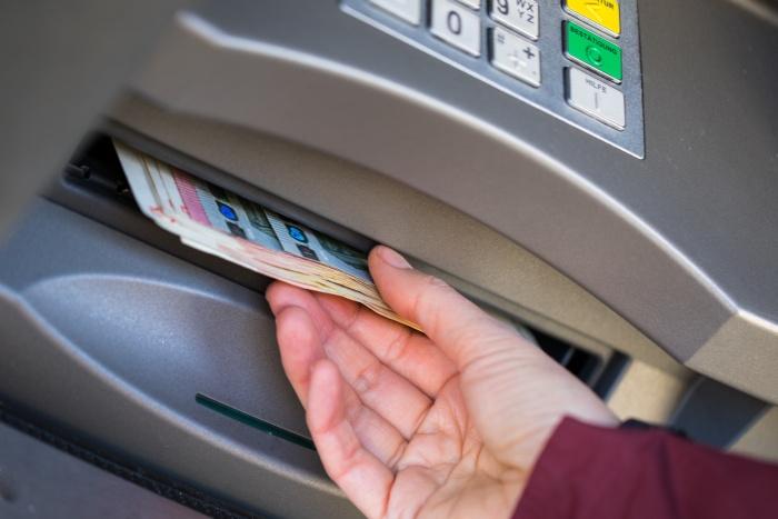 Bargeld abheben funktioniert beim Dispo häufig nicht