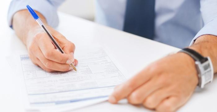 Welche Unterlagen benötigt man für den Abschluss eines Kredits?