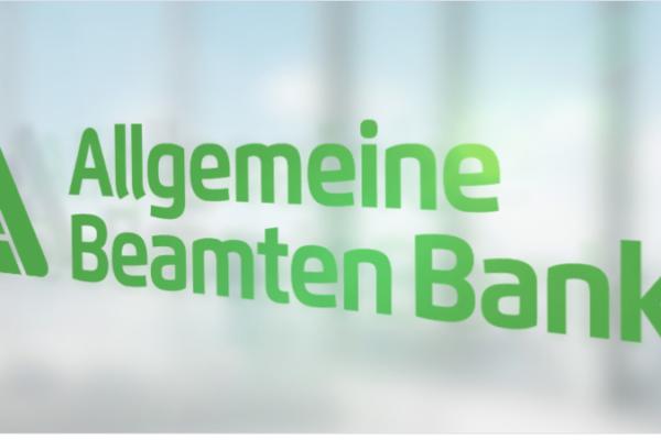 Logo der allgmeine Beamten Bank