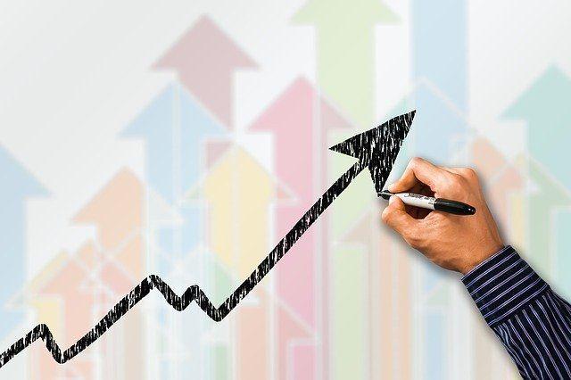 Höhere Zinsen und steigende Kreditnachfrage im Januar